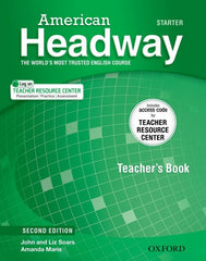 American Headway - second edition - Starter teacher's pack