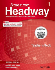 American Headway - second edition 1 Teacher's book pack