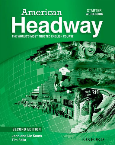 American Headway - Starter workbook