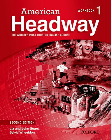 American Headway - second edition 1 workbook