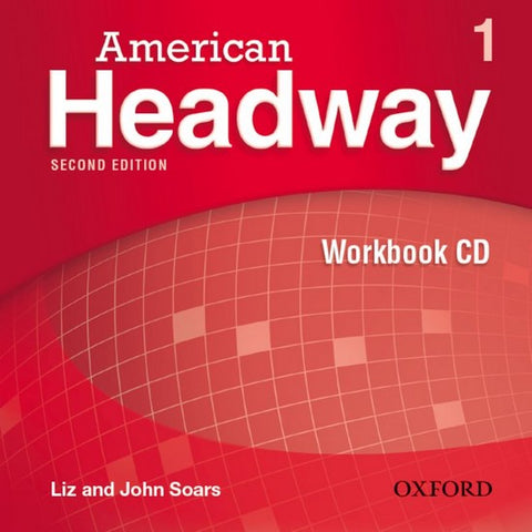 American Headway - second edition 1 workbook audio-cd