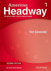 American Headway - second edition 1 test generator cd-rom