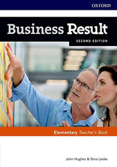 Business Result Second Edition - Elementary Teacher's Book and DVD