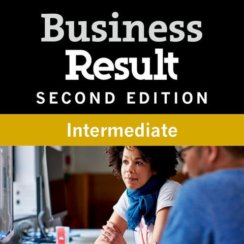 Business Result Second Edition - Intermediate Online practice