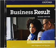 Business Result Second Edition - Intermediate Class Audio CD