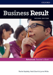 Business Result Second Edition - Advanced Teacher's book + DVD