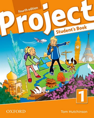 Project (fourth edition) 1 student's book