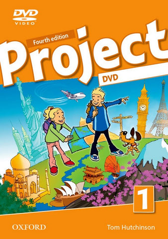 Project (fourth edition) 1 dvd