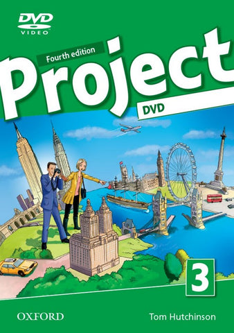 Project (fourth edition) 3 dvd