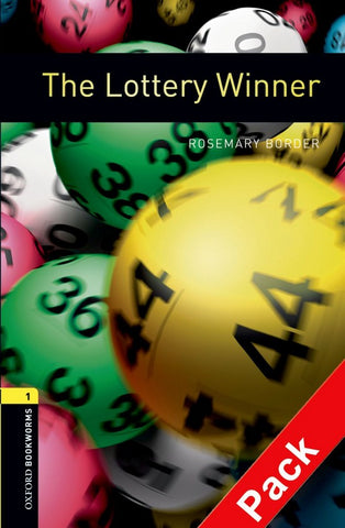 Oxford Bookworms Library 1: The Lottery Winner book + audio-cd pack