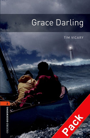 Oxford Bookworms Library 2: Grace Darling book + audio-cd pack
