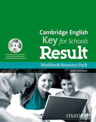 Cambridge English; Key for Schools Result workbook without key + dvd