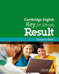 Cambridge English; Key for Schools Result student's book