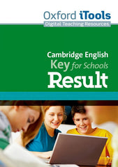 Cambridge English; Key for Schools Result itools dvd-rom
