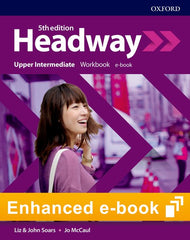 New Headway - Upper-intermediate 5th Edition (OXFL) Workbook without key ebc
