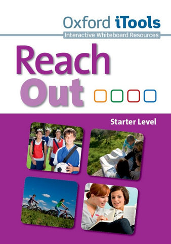 Reach Out - Starter itools dvd-rom