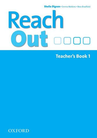 Reach Out 1 teacher's book