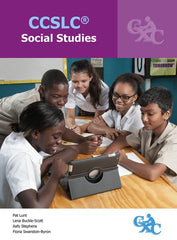 CCSLC Social Studies boek + cd