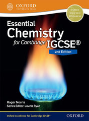 Essential Chemistry for Cambridge IGCSE (R) Student Book