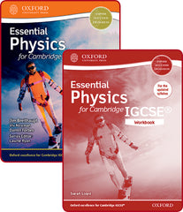 Essential Physics for Cambridge IGCSE Student Book + Workbook