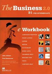 The Business 2.0 Pre-Intermediate Student's Book + eWorkbook