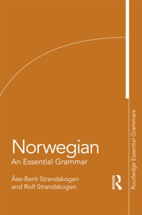 Norwegian: An Essential Grammar book + audio-cd's pack