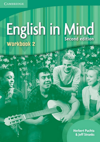 English in Mind - second edition 2 workbook
