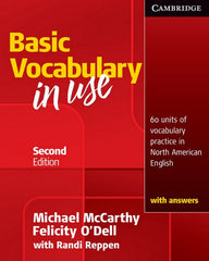 Basic Vocabulary in Use student's book + answers