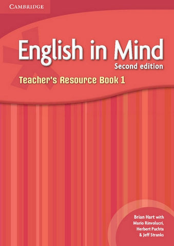 English in Mind - second edition 1 teacher's resource book