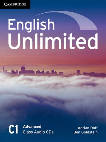 English Unlimited - Advanced Class audio-CDs (3x)