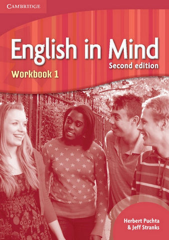 English in Mind - second edition 1 workbook