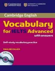 Cambridge Vocabulary for IELTS - Advanced Band 6.5+ book with answers + audio-cd