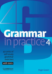 Grammar in Practice 4 - Intermediate
