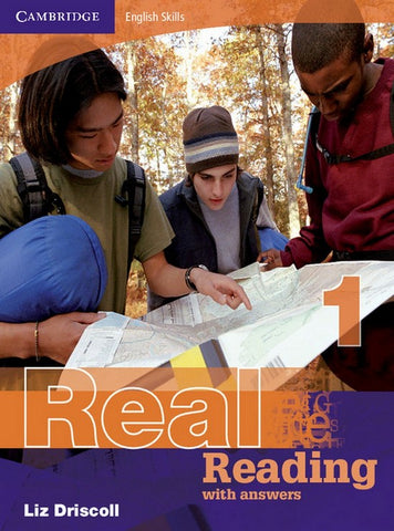 Cambridge English Skills: Real Reading with answers 1