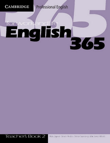 English 365 2 teacher's book