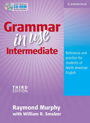 Grammar in Use - Intermediate student's book without answers + cd-rom