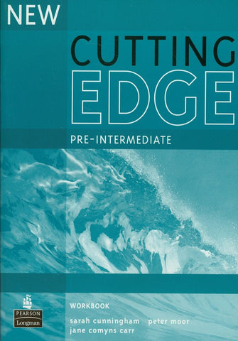 Cutting Edge New Edition - Pre-Intermediate workbook without key