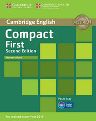 Compact First - second edition teacher's book