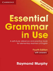 Essential Grammar in Use - fourth edition book + answers