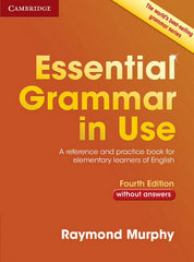 Essential Grammar in Use - fourth edition book without answers