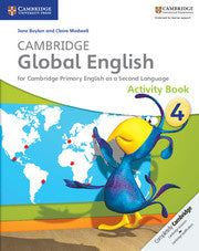 Cambridge Global english stage 4 actvity book
