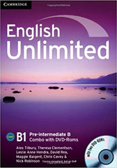 English Unlimited - Pre-intermediate B Combo with DVD-ROMs (2)