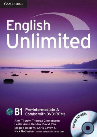 English Unlimited - Pre-intermediate A Combo with DVD-ROMs (2)