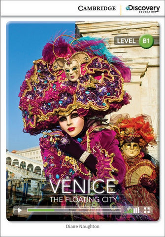 Cambridge Discovery Readers B1: Venice: The Floating City book + online access