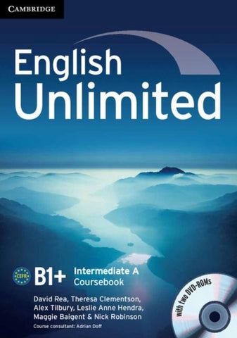 English Unlimited - Intermediate A Combo with DVD-ROMs (2)