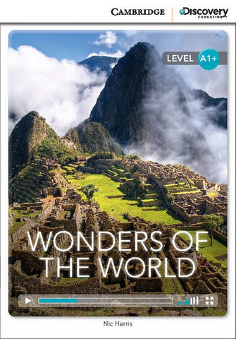 Cambridge Discovery Readers A1+: Wonders of the World book + online Access