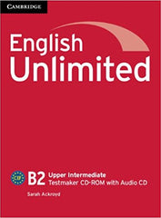 English Unlimited - Upper Intermediate Testmaker CD-ROM and Audio CD
