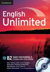 English Unlimited - Upper Intermediate A Combo with DVD-ROMs (2)