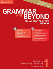 Grammar and Beyond 1 enhanced teacher's manual + cd-rom