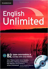English Unlimited - Upper Intermediate B Combo with DVD-ROMs (2)